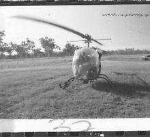 Chopper Proof © Vicki Ferrari by Vicki Ferrari