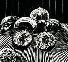 Peaches by N. Sue M. Shoemaker