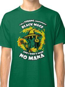 Black Mage Funny TShirt Epic T-shirt Humor Tees Cool Tee Classic T-Shirt