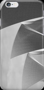 Sydney Opera House Shells by Darren Freak