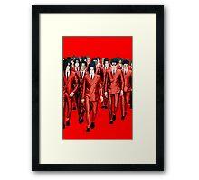 Uchiha clan Framed Print