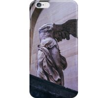 Winged Victory of Samothrace iPhone Case/Skin
