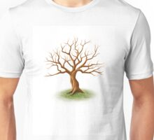 Wedding Guest Signature Tree Memento Unisex T-Shirt