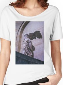 Winged Victory of Samothrace Women's Relaxed Fit T-Shirt