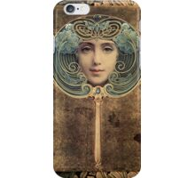 Mirror, mirror on the wall .... iPhone Case/Skin