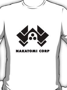 Nakatomi corp geek funny nerd T-Shirt