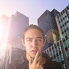 Self Portrait.. by TristanPhoenix