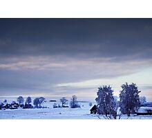 Villagescape Photographic Print