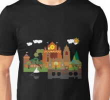Castle on the Lake Unisex T-Shirt