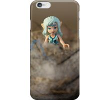 Elf In a Nest iPhone Case/Skin