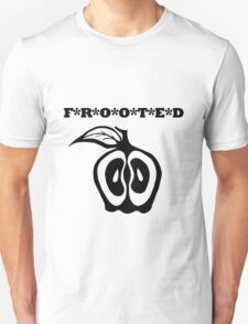 Frooted: Black T-Shirt