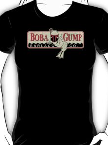Boba Gump Funny TShirt Epic T-shirt Humor Tees Cool Tee T-Shirt