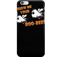 Boo Bees Funny TShirt Epic T-shirt Humor Tees Cool Tee iPhone Case/Skin