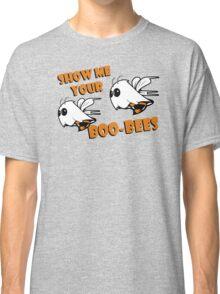 Boo Bees Funny TShirt Epic T-shirt Humor Tees Cool Tee Classic T-Shirt