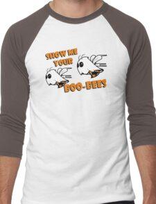 Boo Bees Funny TShirt Epic T-shirt Humor Tees Cool Tee Men's Baseball ¾ T-Shirt