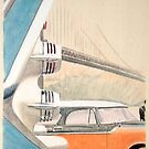 The new 1956 Dodge by Peter Brandt