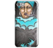 La Ruedita de Ratos (the spell caster) iPhone Case/Skin
