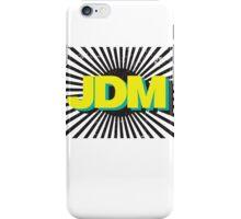 JDM - Rising Sun iPhone Case/Skin
