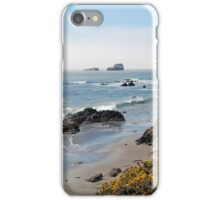 Fog Rolling Coastal iPhone Case/Skin