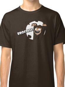 Broccoli Funny TShirt Epic T-shirt Humor Tees Cool Tee Classic T-Shirt
