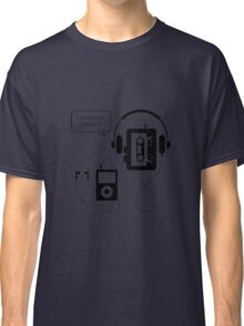 "Funny Walkman ""I Am Your Father"" Classic T-Shirt"