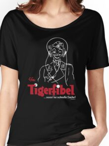 TIGER FIBEL Women's Relaxed Fit T-Shirt