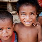 Kids from Sumba, Indonesia by tomcelroy