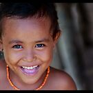 Girl from Sumba Village by tomcelroy