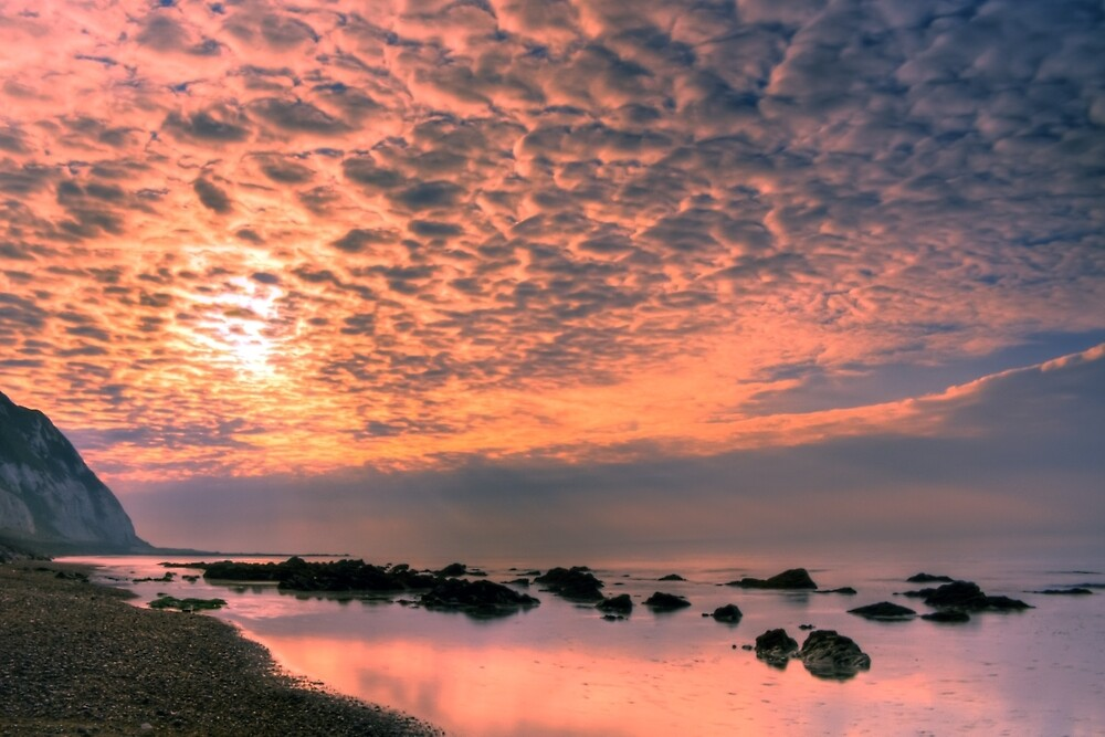 Cloud Illuminations by Alice Gosling