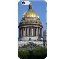 St Isaacs Cathedral iPhone Case/Skin