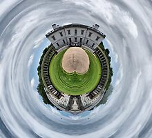 The Queen's House, Greenwich, in the Round by Karen Martin IPA