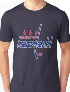 Russian Capitals Logo Unisex T-Shirt