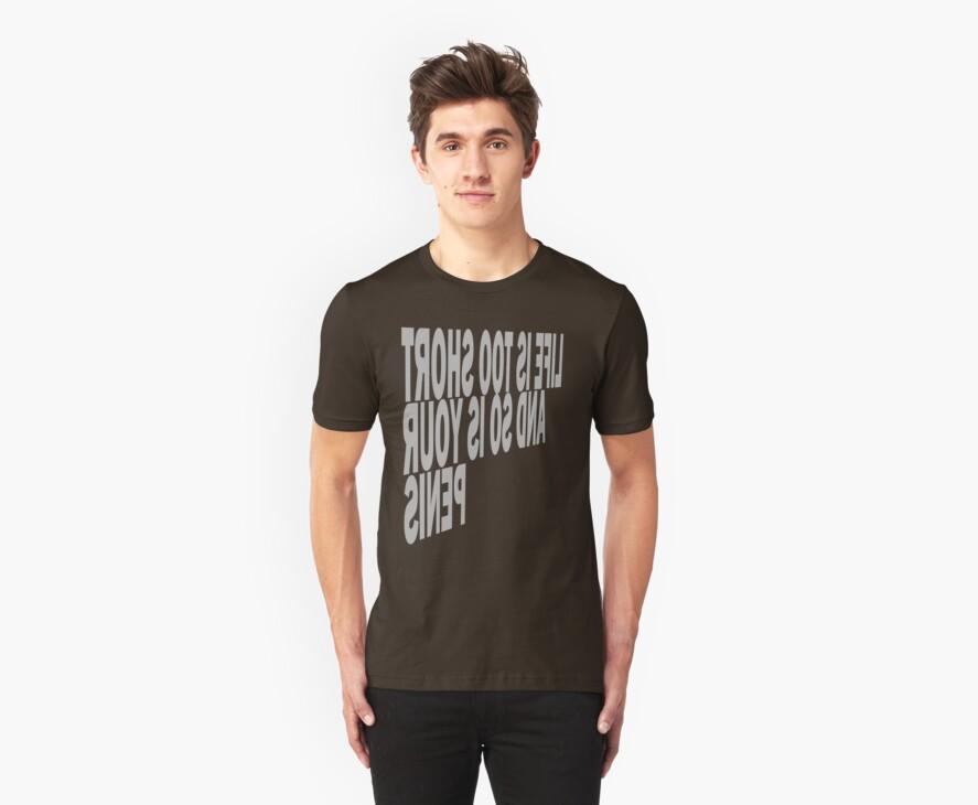 Life t-shirt by valizi