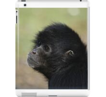 Spider Monkey iPad Case/Skin