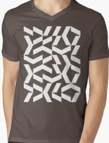 Chaotik K (w) Mens V-Neck T-Shirt