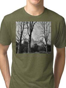 English Castle Tri-blend T-Shirt
