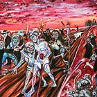 'THE EXPULSION (FEAR OF AIDS)' by Jerry Kirk