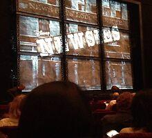 Newsies Curtain by emjorgenson