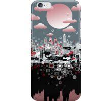 philadelphia skyline 2 iPhone Case/Skin
