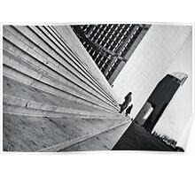 Steep - La Défense, France - 2009 Poster
