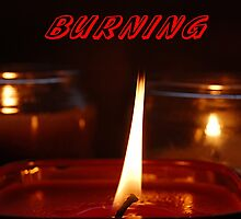 Burning by Jonice