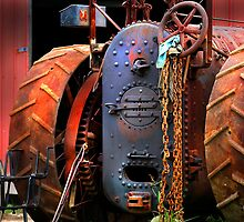 """ Rusting Steam"" by canonman99"