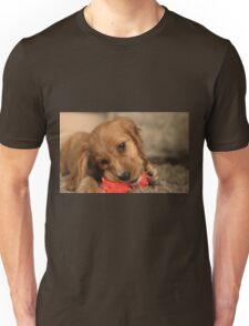 Golden Cocker Spaniel Puppy Unisex T-Shirt