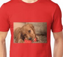 Golden Cocker Spaniel Puppy Unisex T-Shirt