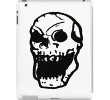 Oh The Horror! 4 iPad Case/Skin