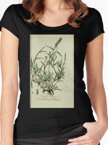 Plantarum Indigenarum et Exoticarum - Lukas Hochenleitter und Kompagnie 1788 - 321 Women's Fitted Scoop T-Shirt