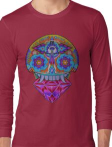 Huichol Ancestor Long Sleeve T-Shirt
