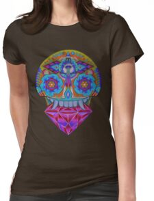 Huichol Ancestor Womens Fitted T-Shirt
