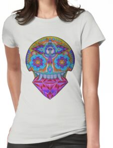 Huichol Ancestor Womens Fitted T-Shirt