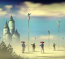Equilibristas by Marcel Caram